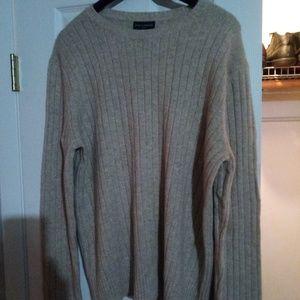 Banana Republic mens 100℅ cashmere sweater Medium